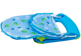Blue Purity Infant Bather