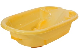 Yellow Bather Bath Tub