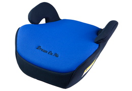 Coupe Booster Car Seat - Blue