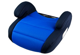 Deluxe Booster Car Seat - Blue
