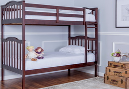 Cody 2 in 1 Bunk Bed - Espresso
