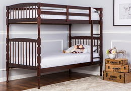 Julia 2 in 1 Bunk Bed -Espresso