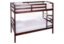 Nova 2 in 1 Bunk Bed - Espresso