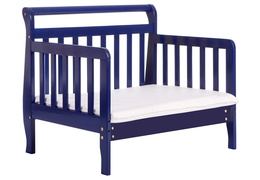 Dark Blue Emma Toddler Bed Silo