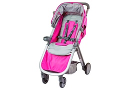 Pink Compacto Stroller