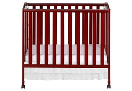 Cherry 3 in 1 Folding Portable Crib Silo