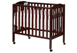 Espresso 3 in 1 Folding Portable Crib Silo