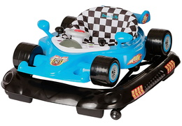 Blue Victory Lane Activity Walker