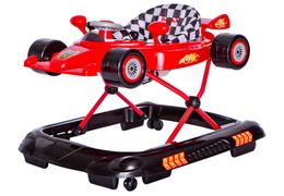 Red Victory Lane Activity Walker