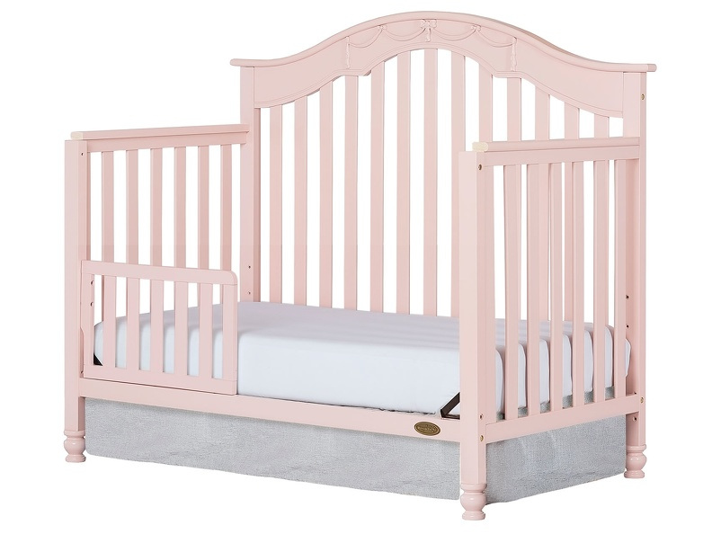 Charlotte Toddler Bed Silo