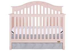 Charlotte 5 In 1 Convertible Crib Silo Front