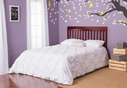 Cherry Alissa 5 in 1 Full Bed