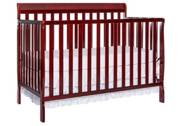Cherry Alissa 5 in 1 Crib Silo
