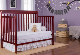 Cherry Alissa 5 in 1 Day Bed