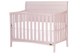 751-BP Bailey 5 in 1 Convertible Crib Silo Side