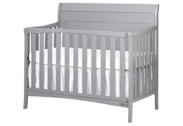 Bailey 5 In 1 Convertible Crib Silo Side