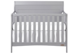 Bailey 5 In 1 Convertible Crib Silo Front