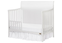 751-W Bailey Toddler Bed Silo Side