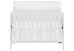 751-W Bailey 5 In 1 Convertible Crib Silo Front