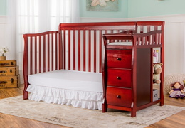 Cherry Brody 5 in 1 Day Bed with Changer