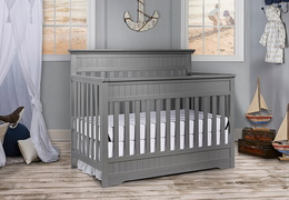 Storm-Grey-Chesapeake-5-In-1-Convertible-Crib Room Shot