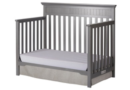 Storm Grey Chesapeake 5-In-1 Convertible Day  Bed Silo