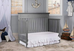 Storm Grey Chesapeake Day Bed Room Shot