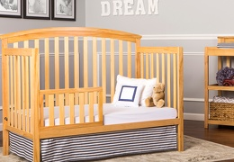Natural Eden 5 in 1 Toddler Room Shot