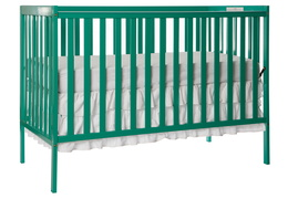 Emerald Synergy 5 in 1 Crib Silo Side