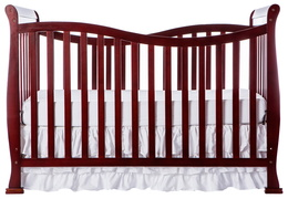 Cherry Violet 7 in 1 Crib Silo Front