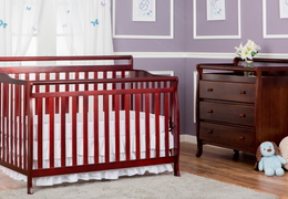 Liberty 5 in 1 Convertible Crib