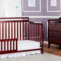 Cherry Liberty 5 in 1 Toddler Bed Room Shot