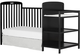 678-B Anna 4 in 1 Full Size Day Bed Changing table Silo