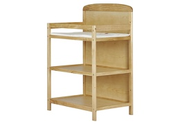 678-N Anna 4 in 1 Changing table Side Silo