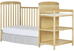 678-N Anna 4 in 1 Full Size Day Bed Changing table Silo