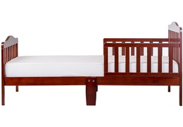 Espresso Classic Toddler Bed Silo