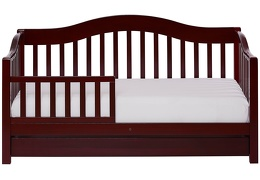 Cherry Toddler Day Bed Silo