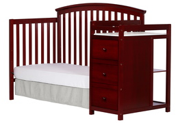 Cherry Niko Day Bed With Changer Silo