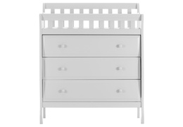 Marcus Changing Table & Dresser - White