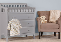 Marcus Changing Table & Dresser