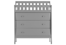 Marcus Changing Table & Dresser - Grey