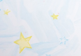 Star Bright Crib and Toddler Mattress