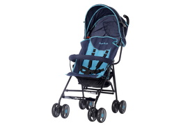 Dark Blue Galaxy Stroller