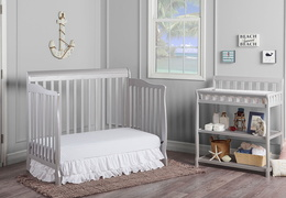Mystic Grey Ashton Day Bed RS