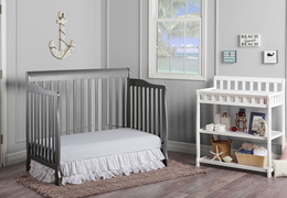 Storm Grey Ashton Day Bed RS