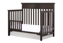 Dark Espresso Chesapeake Toddler Bed Silo