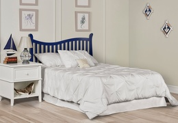 Royal Blue Violet 7 in 1 Full Bed RS