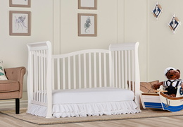 White Violet 7 in 1 Day Bed RS