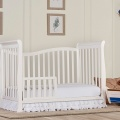 White Violet 7 in 1 Toddler Bed RS
