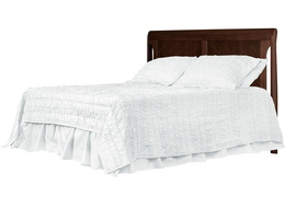 Espresso - Ashton Full Panel with Full Bed HeadBoard Silo